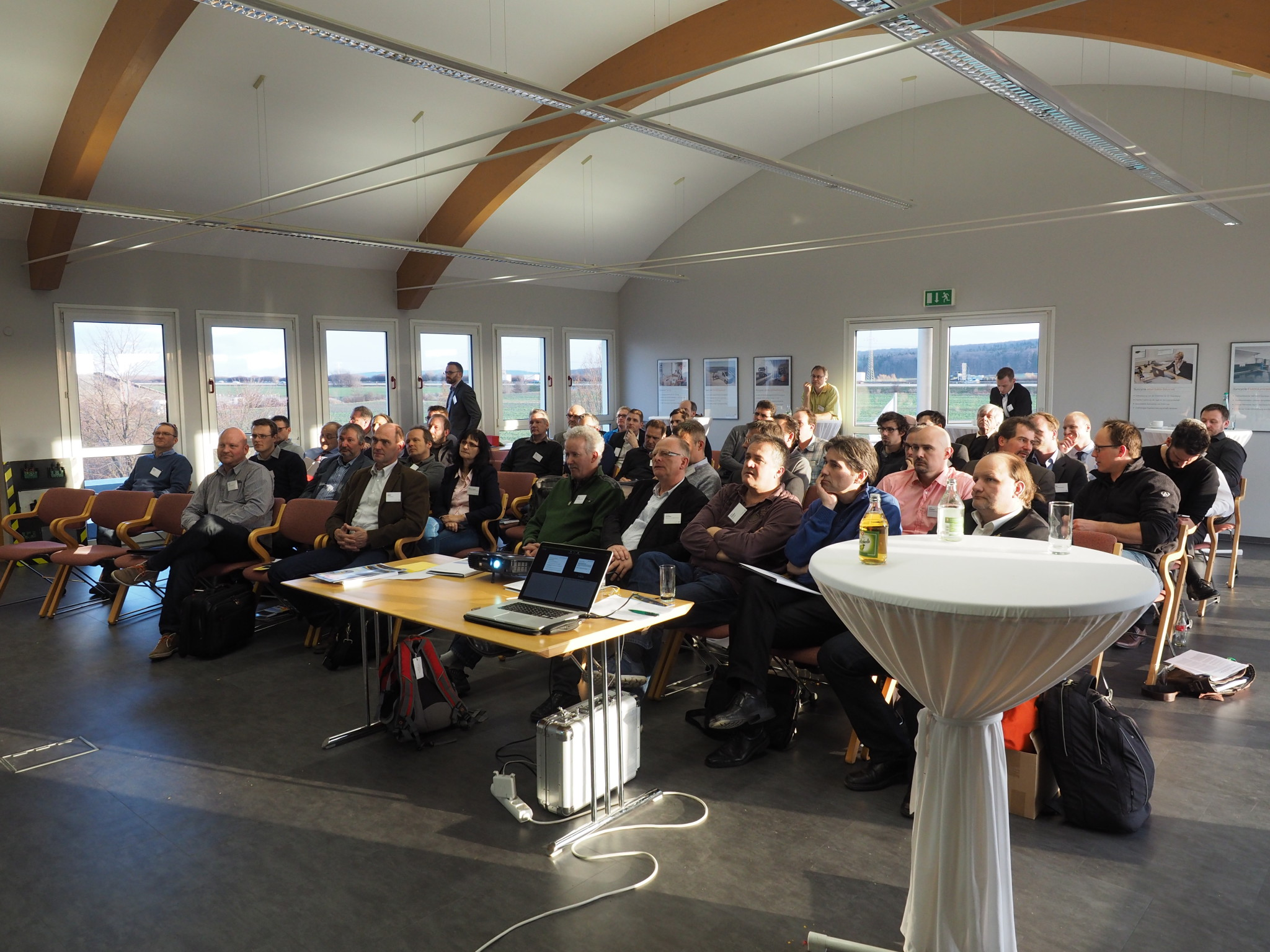 8th Expert day of SolarAllianz at  Suncycle | Erfurt