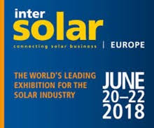 Intersolar Europe 2018 | Messe Munich