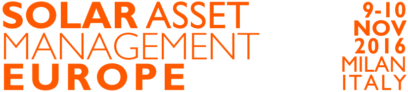 4th Solar Asset Management Europe | Milano, IT